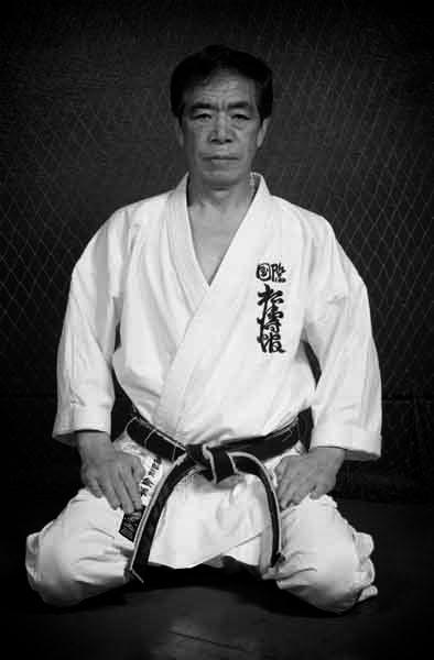 Shotokan Karate Sensei Hirokazu Kanazawa