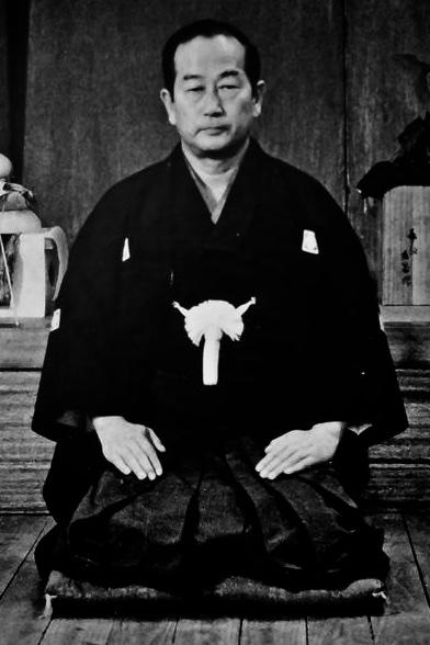 Shotokan Karate Sensei Masatoshi Nakayama
