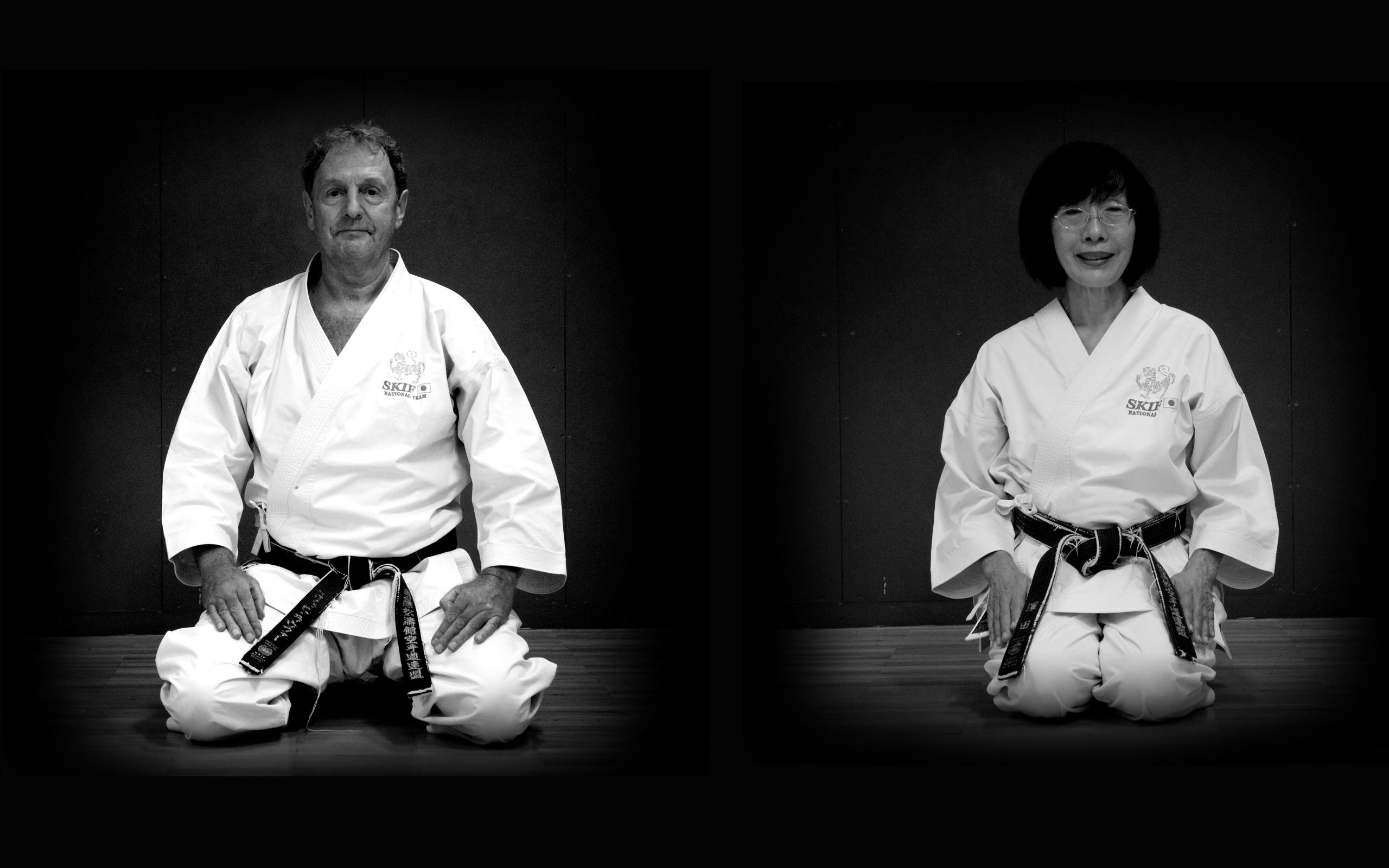 Shotokan Karate Sensei