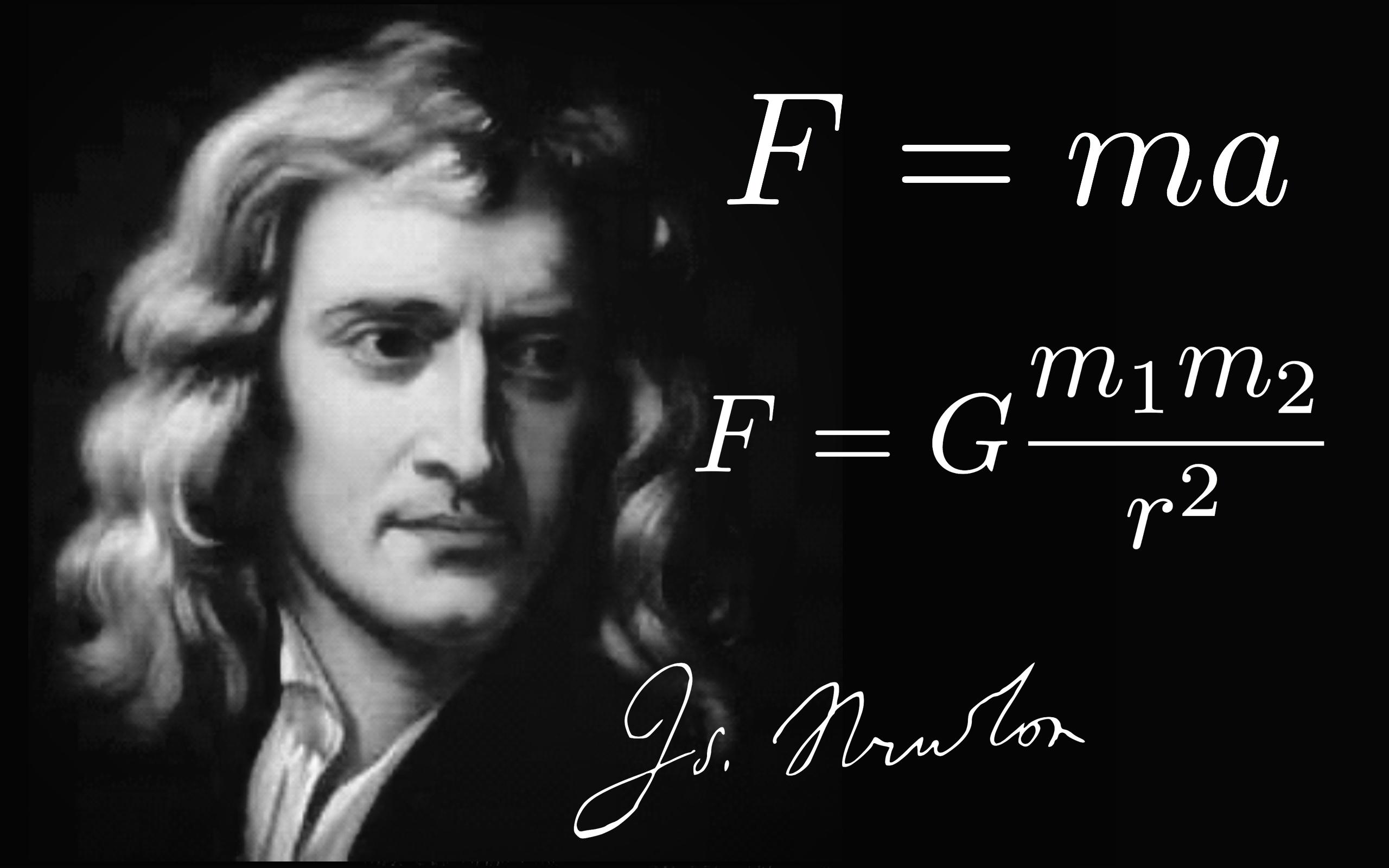 Physics Isaac Newton Mechanics