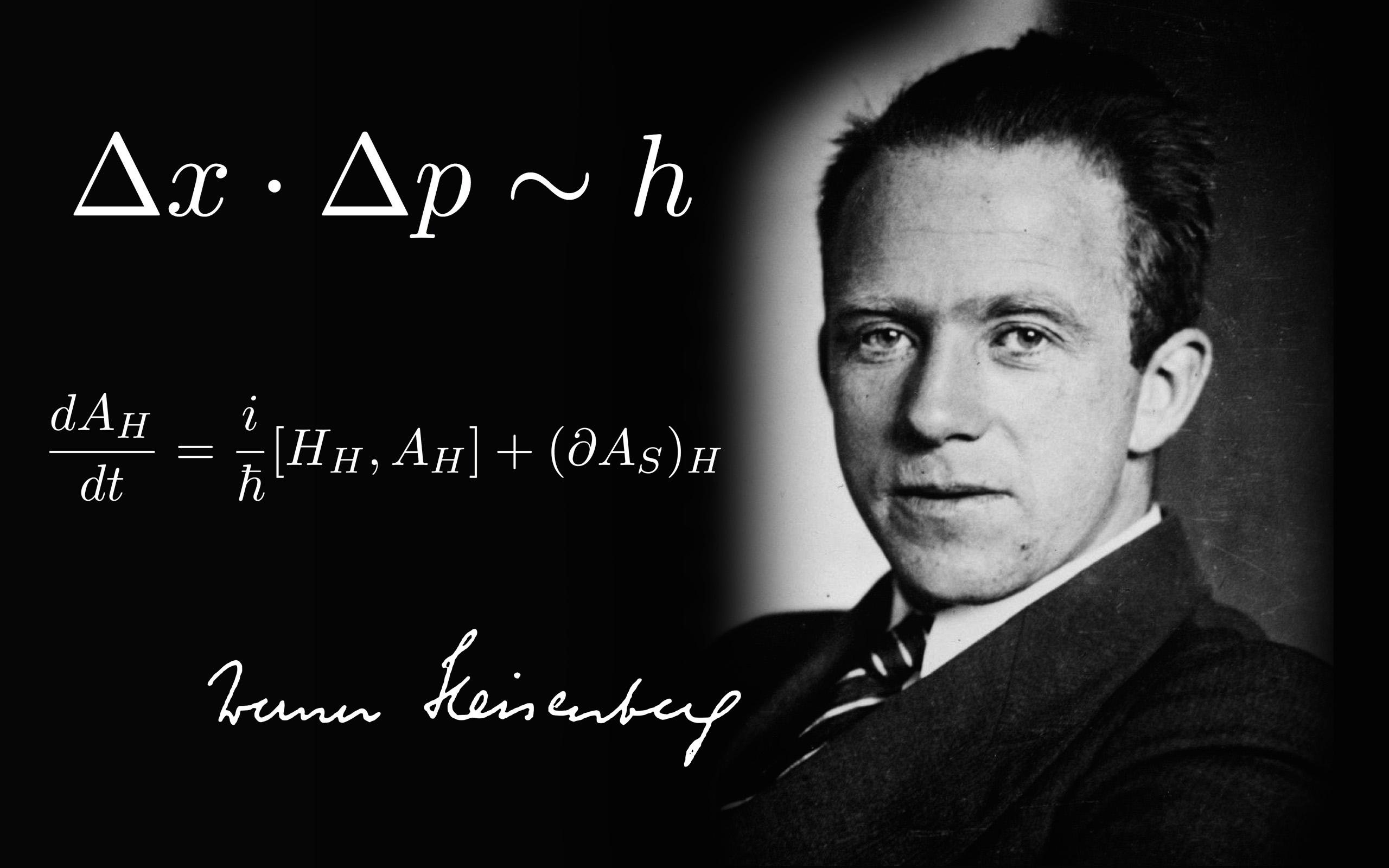 Physics Werner Heisenberg Quantum Mechanics